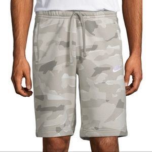 Nike camouflage shorts Authentic Activewear Size L